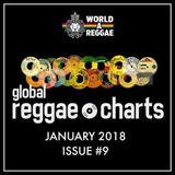 Global Reggae Chart January 2018 Issue #9