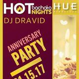 Hot Bachata Nights SF Anniversary Party - DJ Dravid Live
