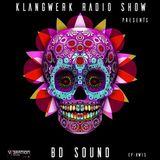 Klangwerk Radio Show - EP016 - BD Sound (No Radio)