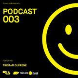 Tristan Dufrene at We Love Techno 9/16/17
