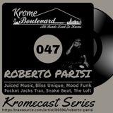 ROBERTO PARISI - 047 - KROMECAST