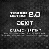 SEIMEN DEXTER @ TECHNO DISTRICT 2.0 meets DEXIT | 14.05.16 | MIRKOPORT.CLUB KREFELD