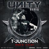 UNITY RADIO Episode #49 T-Junction (31-08-2017)
