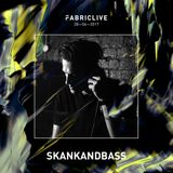 Skankandbass Recorded Live At FABRICLIVE 31/03/2017