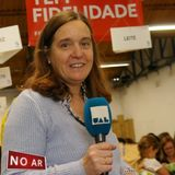 "No Ar: Isabel Jonet - ""Obrigado à Autónoma"""