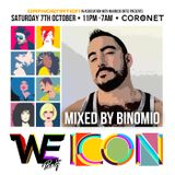 Binomio - We Icon - Oct 2017