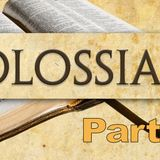 Colossians: Don't Let RELIGION Get You Down - Audio