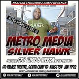 RETRO SUNDAY'S PART 19 - METRO MEDIA VS SILVER HAWK JAN 1992