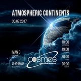 Guest Mix For Atmospheric Continents (Cosmos Radio Germany)