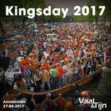 Vaal & Tijn - Live @ Kingsday 2017, Amsterdam (27-04-17)