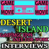 DESERT ISLAND QUESTIONS - SAFE FOR WORK - MIDWEST GAMING CLASSIC 2017 EP #9