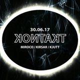 Miroco set at Kontakt @steding_30june17