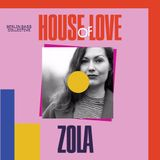 Zola live at House of Love (12.08.17) @ Loftus Hall Berlin