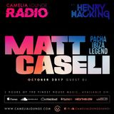 Camelia Lounge Radio with Henry Hacking & Matt Caseli
