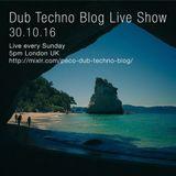 Dub Techno Blog Live Show 094 - 30.10.16