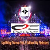 Club Culture - Uplifting Trance Vol 2 (Mixed by Fiekster)