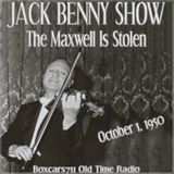 The Jack Benny Lucky Strike Program - The Maxwell Is Stolen (10-01-50)