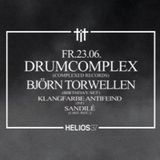 Drumcomplex @ Helios 37 : Cologne - 23.06.2017