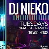 House Music Tuesday's with @therealdjnieko On @HushFMRadio (10/3/17)