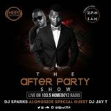 DJ JAY T HOMEBOYZ RADIO SET 1 #TheAfterParty