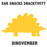 Episode 5: Dinovember! (Snacktivity)