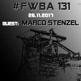 #FWBA 0131 with Marco Stenzel on fnoobtechno.com