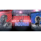 #CrawfordIndongo Predictions! #MayweatherMcGregor Hyperbole & Retirement Talk!