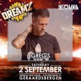 Greg S. @ Dreamz Festival (Insomnia Nights Stage) 2-9-2017