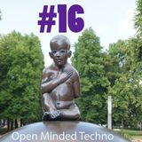 Open Minded Techno #16 06.05.2017