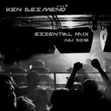 Ken Desmend - Essential Mix - Juli (2016)