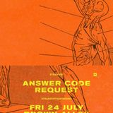 Matt Radovich DJing at Stranger feat Answer Code Request July 2015