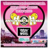 "Insane & Mind ""Live"" London Pirate Radio - 2006-17 UK Hardcore - 14th Feb 2017"