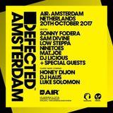 2017.10.20 - Amine Edge & DANCE @ ADE - Defected - Air, Amsterdam, NL