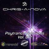 Chris-A-Nova's Psytrance Sessions Vol. 012 (08.2017)