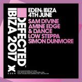 2017.06.04 - Amine Edge & DANCE @ Defected - Eden, Ibiza, SP