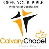 Galatians Introduction - Audio