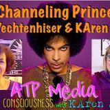 Channeling PRINCE with Lisa Wechtenhiser & KAren Swain