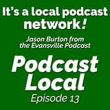 Band together to make a local podcast network. Explore the idea with Jason Burton from the Evansvill