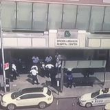 Former employee Henry Bellows shot person at Bronx Lebanon Hosptial 6/30/2017  before 3pm et