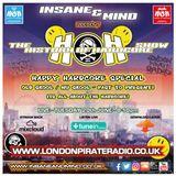 "Insane & Mind ""Live"" London Pirate Radio - Happy Hardcore Special - 20th Jun 2017"