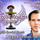"""Author Diego Berman, PhD – BOOK LAUNCH! – """"My Divine Connection """"!"""