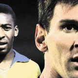 Pelé é melhor que Messi e Cristiano Ronaldo? Não! - Trecho de live.