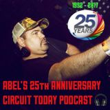25th Anniversary Circuit Today