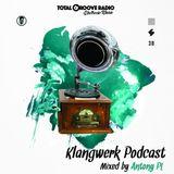 Klangwerk Radio Show - EP038 - Antony PL (Total Groove)