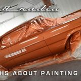 V8 Radio: Considerations About Classic Car Refinishing
