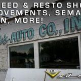 V8 Radio: V8 Speed and Resto Shop Construction, SEMA 2017 Preview, More