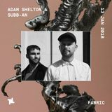 Adam Shelton & Subb-an fabric x One Records Promo Mix