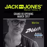 ZAGGIA Live DjSet @ JACK & JONES Marcon, Venice, IT - Grand Re-Opening March 2017 - FREE DOWNLOAD