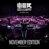 Brennan Heart presents WE R Hardstyle November 2017