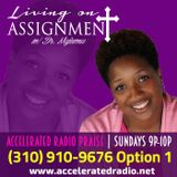Living On assignment 8-27-17